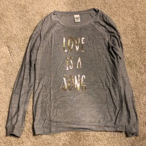 LC Lauren Conrad Disney Grey Sweater